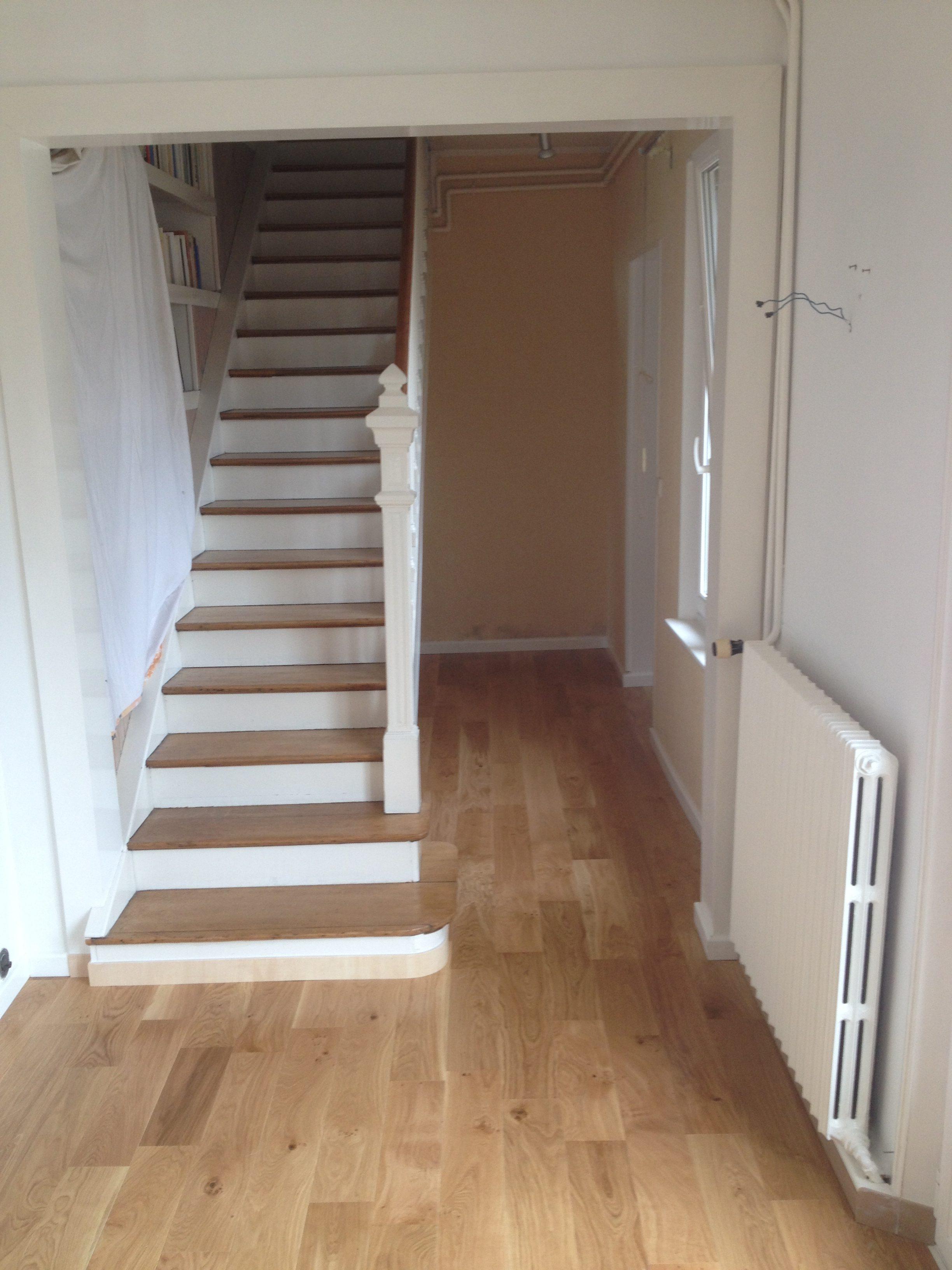 réalisation escalier le parqueteur bois picardie