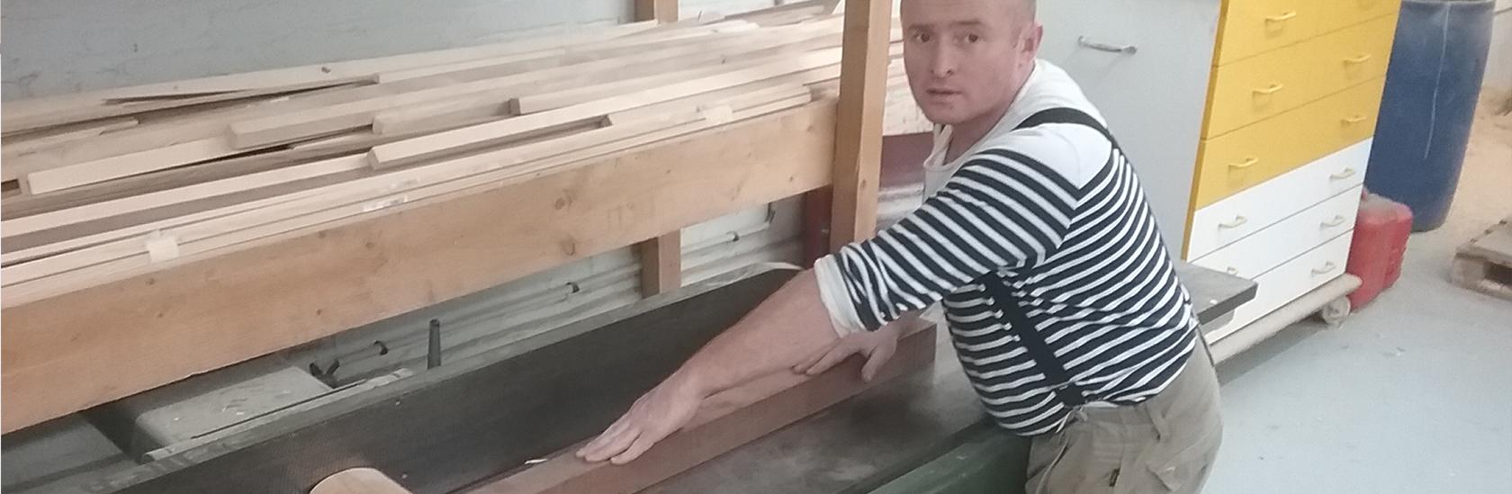 Le Parqueteur Saint-Quentin 02100 - Découpe de bois sur mesure