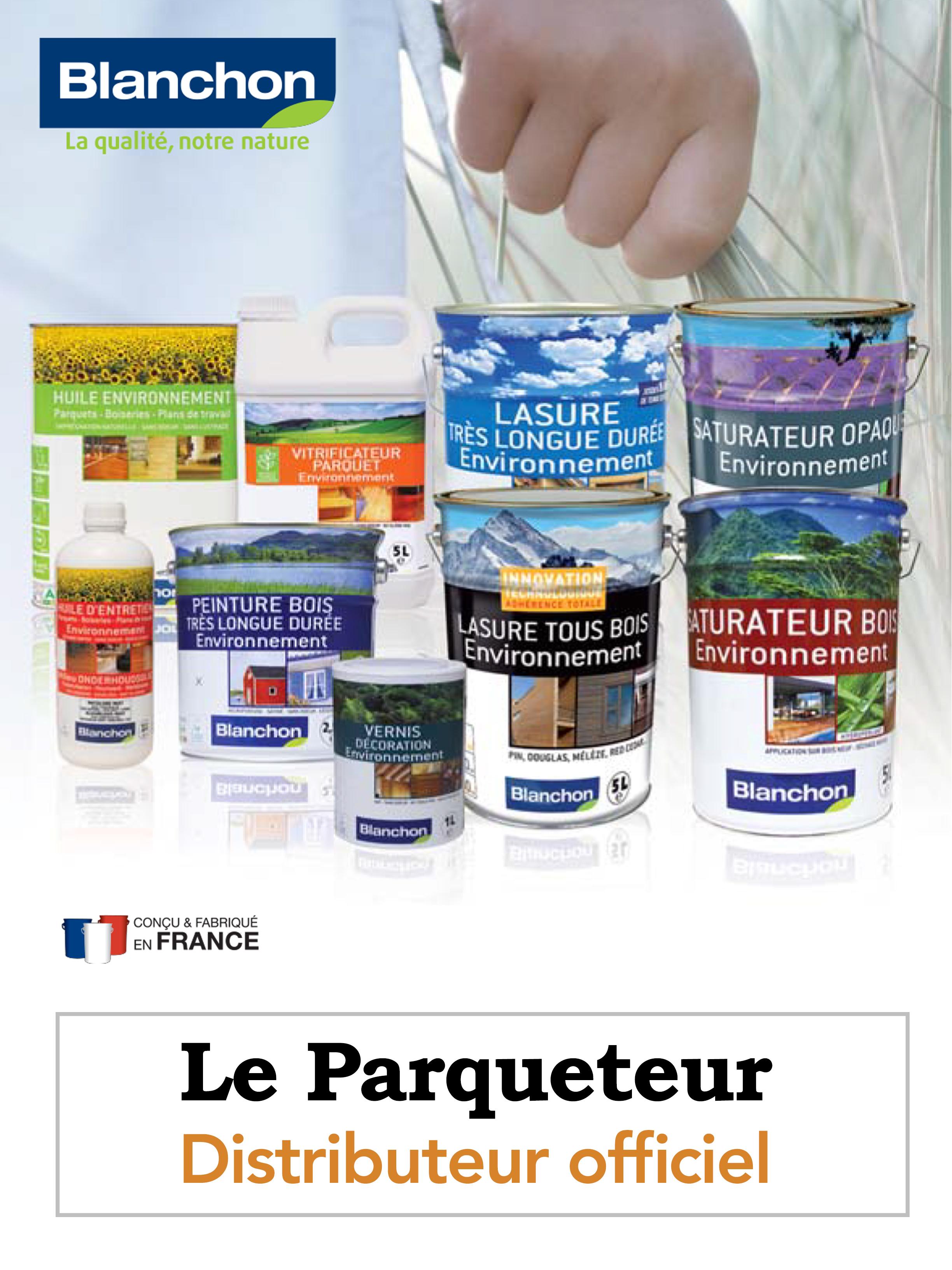 catalogue produits blanchon le parqueteur Saint-Quentin
